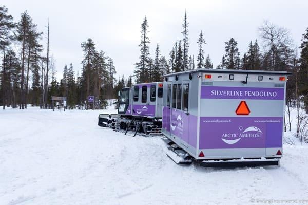 Mine améthyste en Finlande