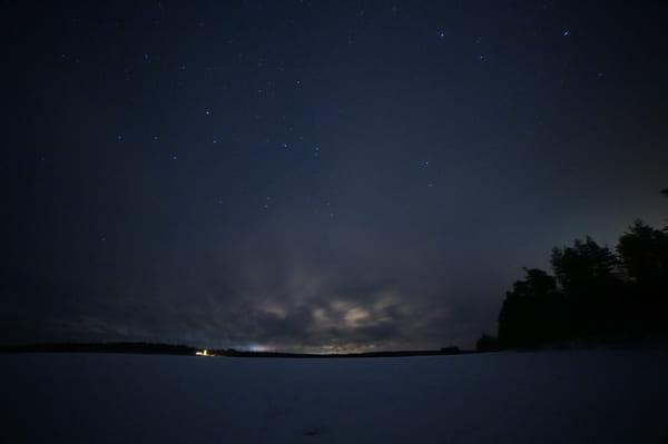 Chasse aux aurores boréales à Rovaniemi