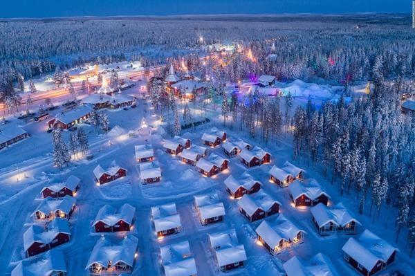 Comment se déplacer à Rovaniemi ?