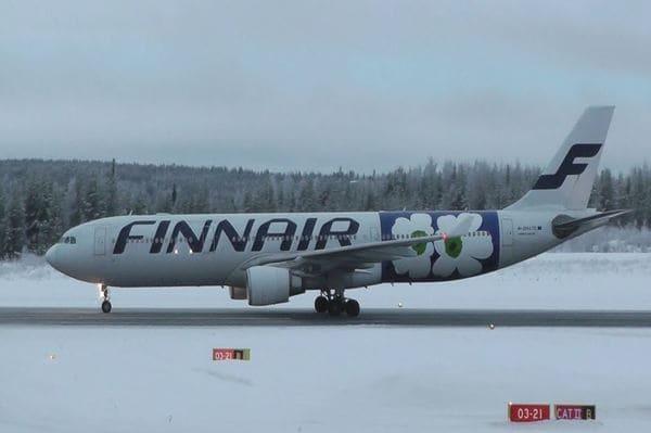 Vols vers la Laponie depuis la France