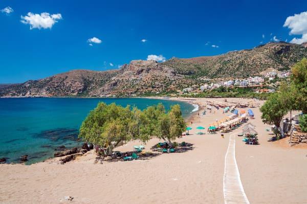 plage à voir en Crète, paleochora