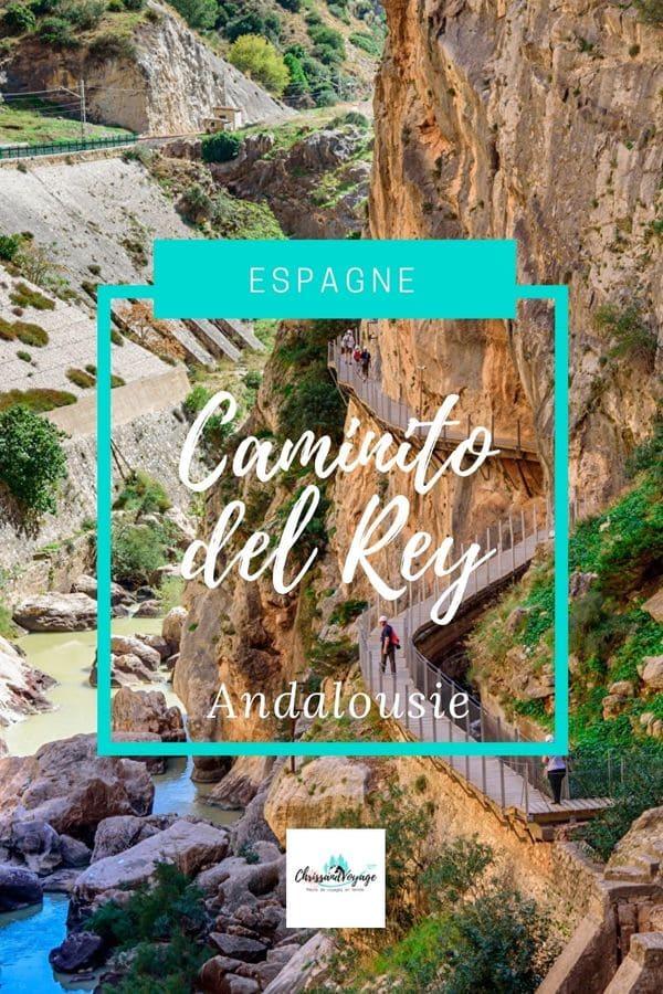 Randonner au Caminito del Rey en Andalousie