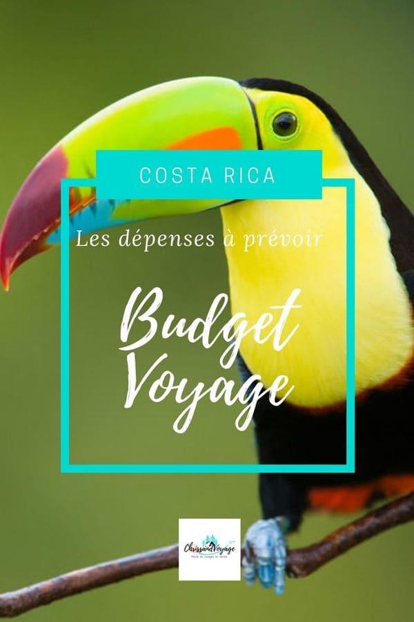 Quel budget voyage prévoir au Costa Rica