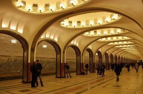 Kievskaya métro