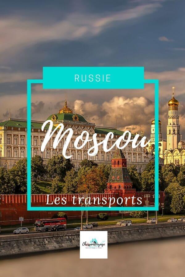 Station de métro à visiter Moscou