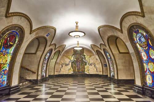 Novoslobodskaya Moscou