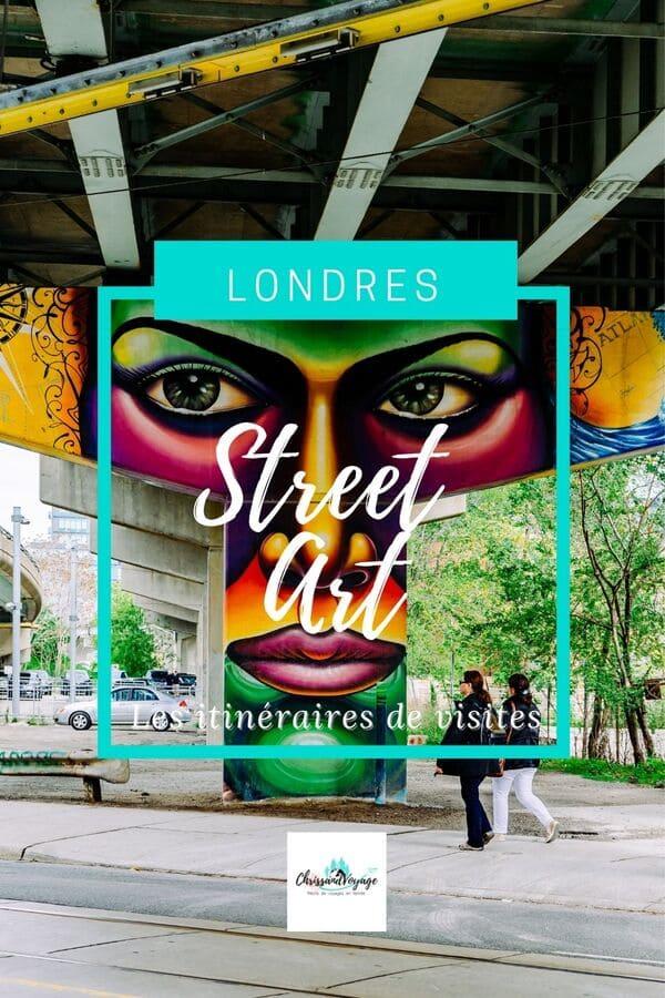 Où voir du Street Art à Londres