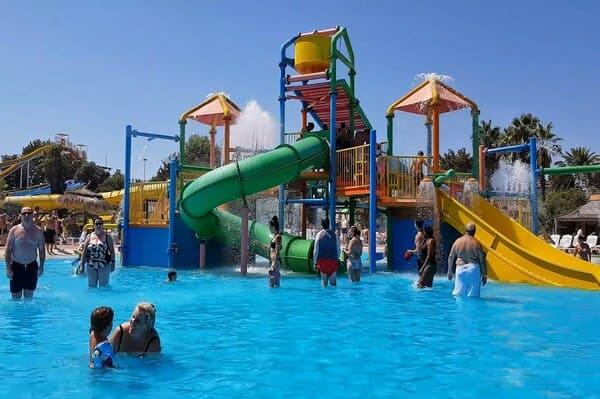 Parc Aquatique enfants espagne