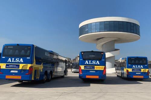 bus ALSA espagne