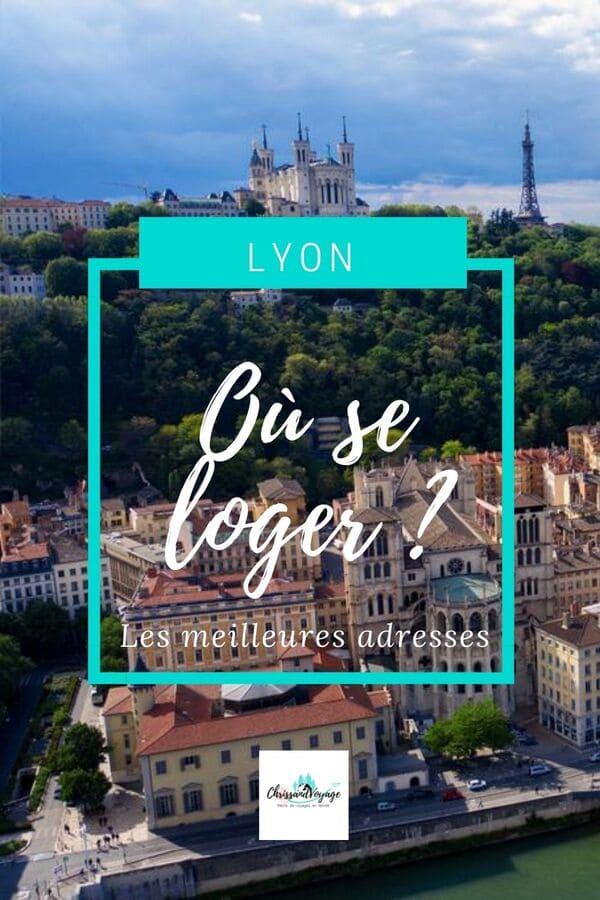 Les meilleures adresses pour se loger à Lyon