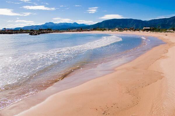 Plage sable fin à Cullera
