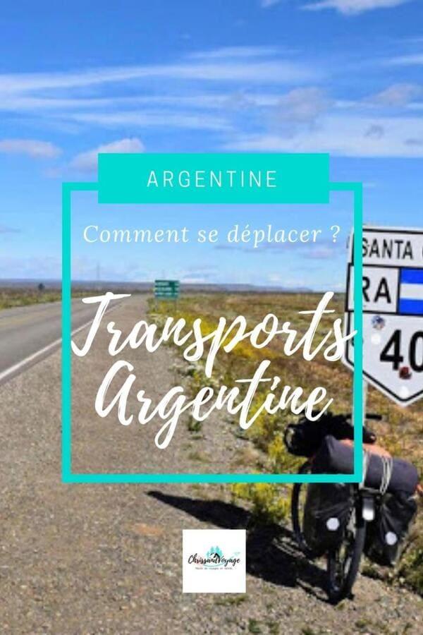 Comment Prendre le bus en Argentine