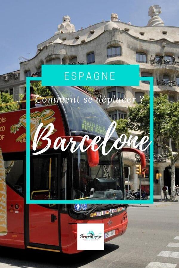 Comment rejoindre Barcelone depuis l'aéroport El Prat ?