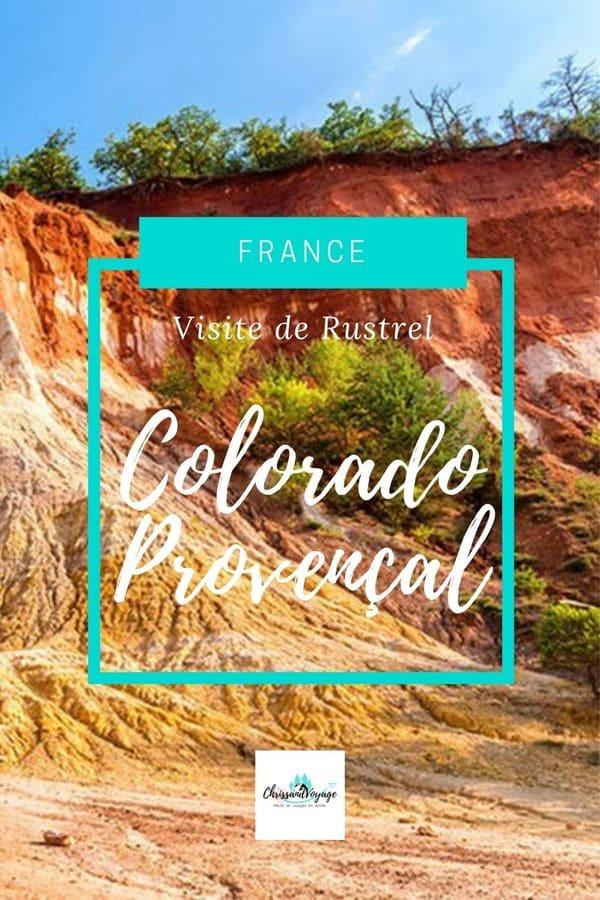 visite colorado provencal
