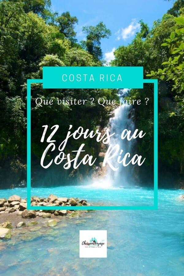 Que voir au Costa Rica, les itinéraires