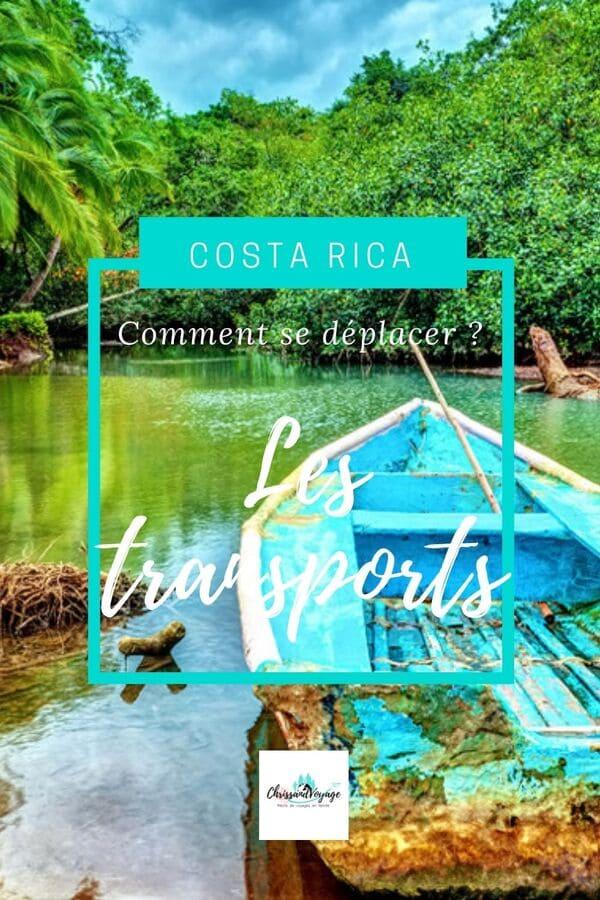 Comment se déplacer au Costa Rica ?