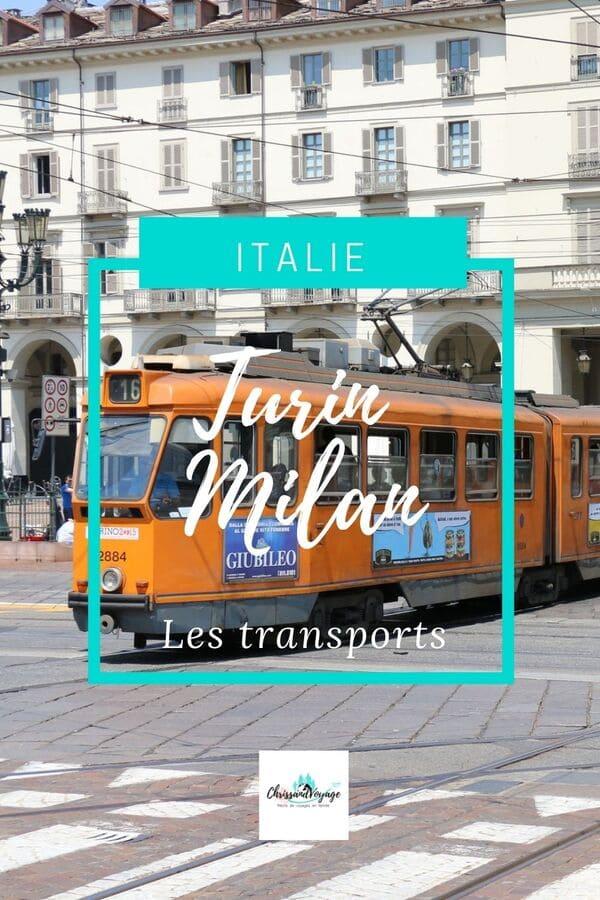 Comment se déplacer pour un week end en Italie