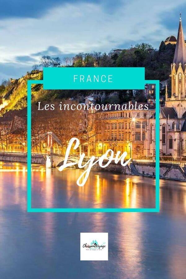 Que visiter à Lyon en 4 jours