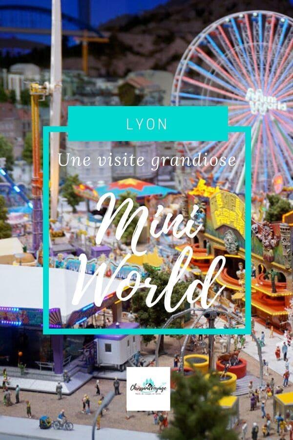 Notre avis sur Mini World Lyon