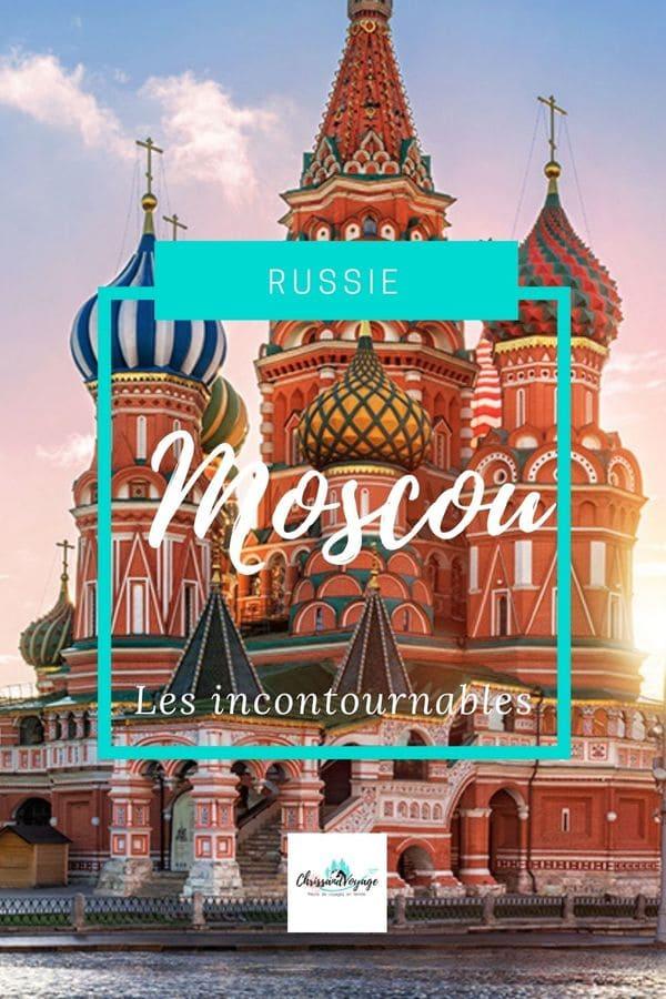 Que visiter à Moscou