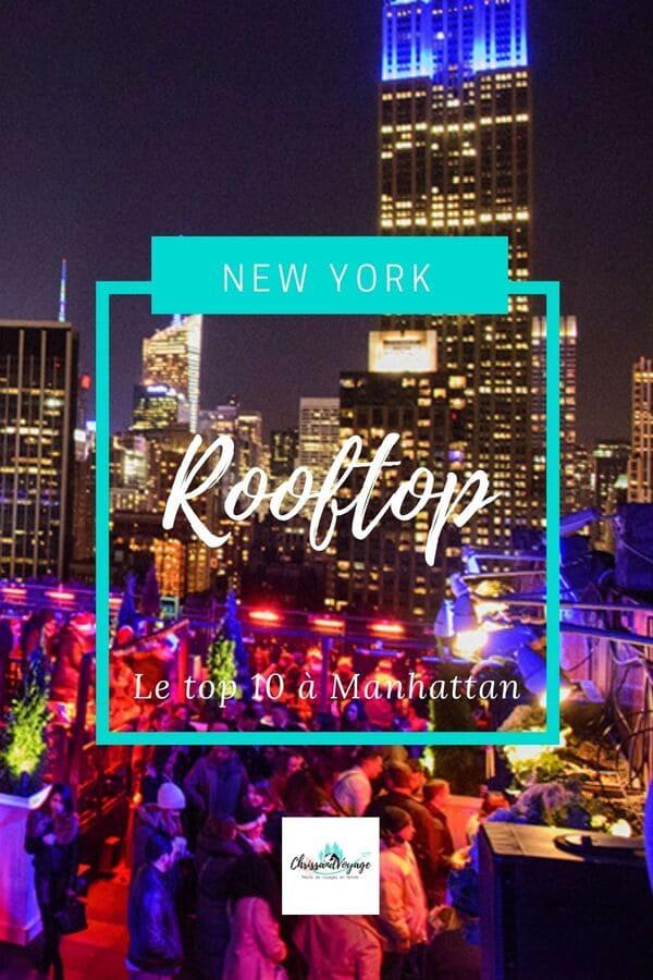 Quel Rooftop voir à New York ?