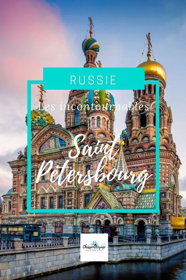 Que visiter à Saint Petersbourg