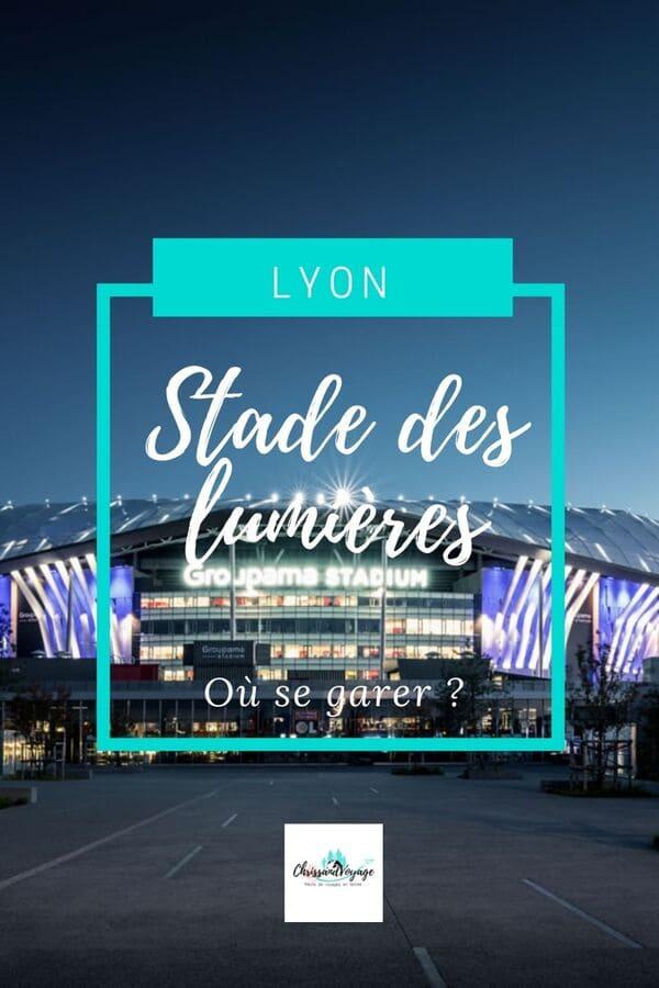 Comment se rendre au Groupama Stadium de Lyon