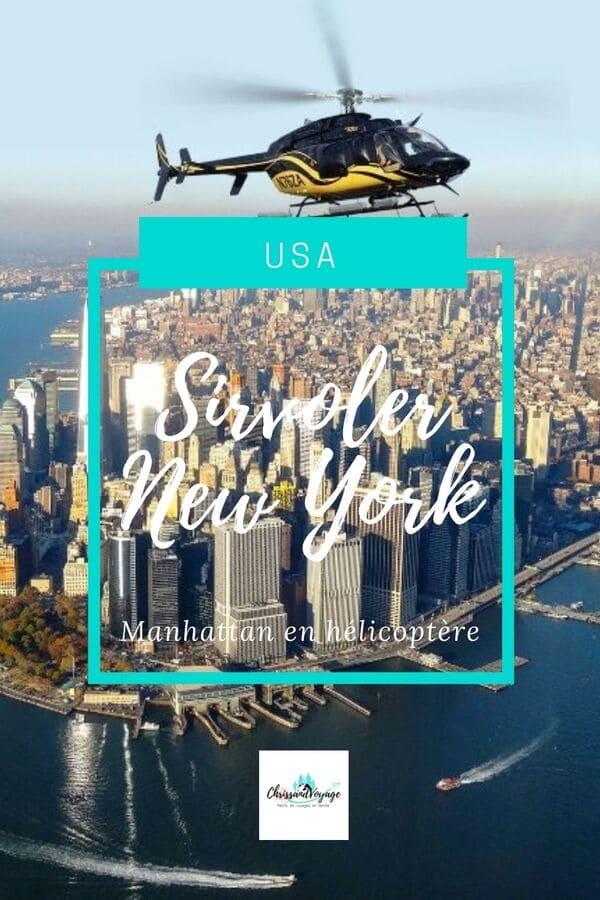 Comment faire de l'hélicoptère à New York