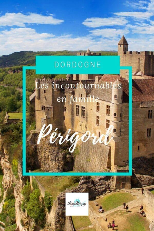 Activités Dordogne avec enfants