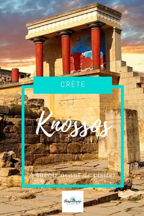 Visite Knossos Crete