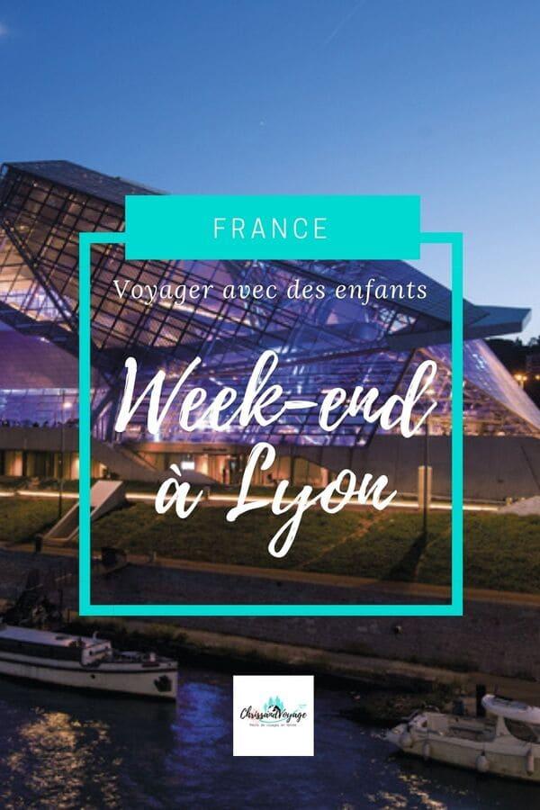 Que faire le week end à Lyon avec des enfants?