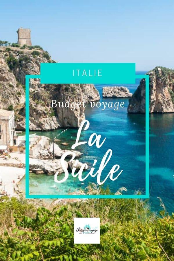 Quel budget voyage pour voyager en Sicile ?
