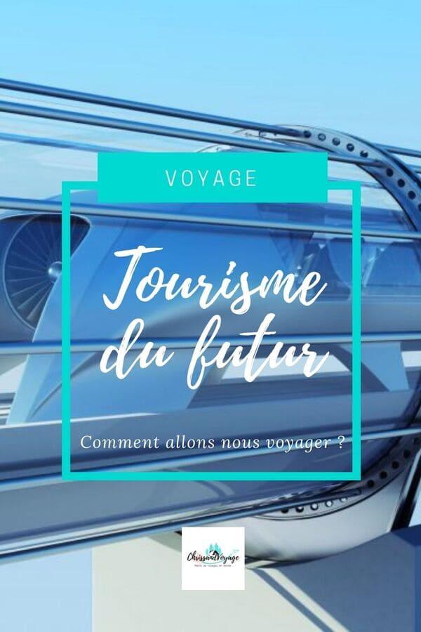 Le tourisme dans le futur. Comment allons nous voyager ?