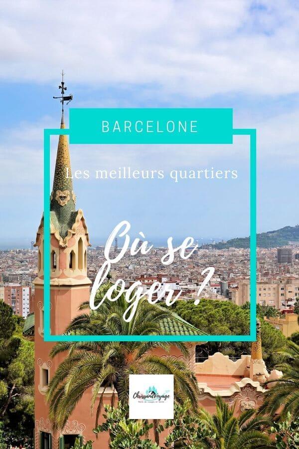 Bonnes adresses logement Barcelone
