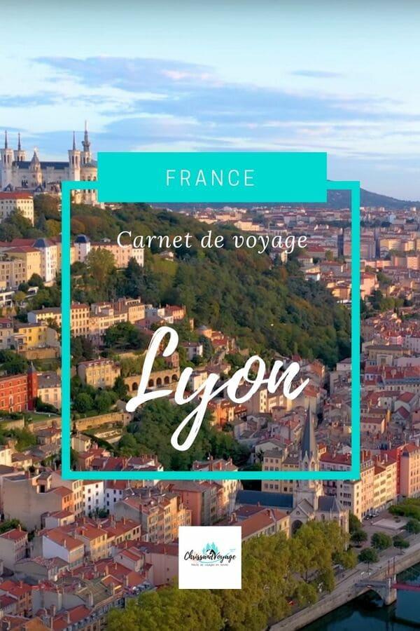 carnet voyage Lyon