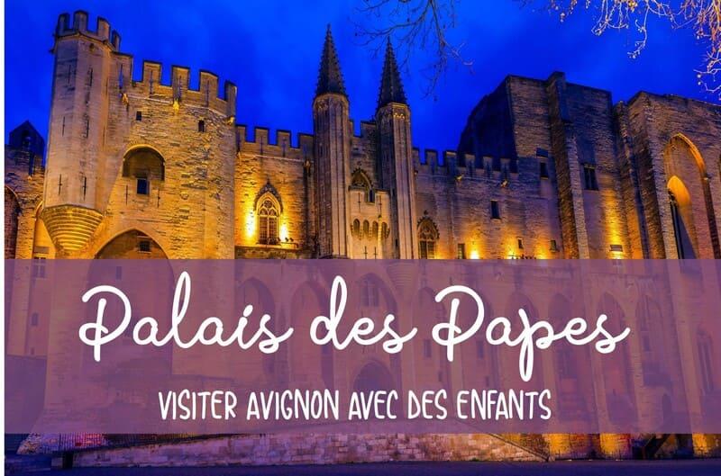 Que voir au palais des papes