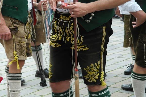 Habit pour fête de la bière Allemagne
