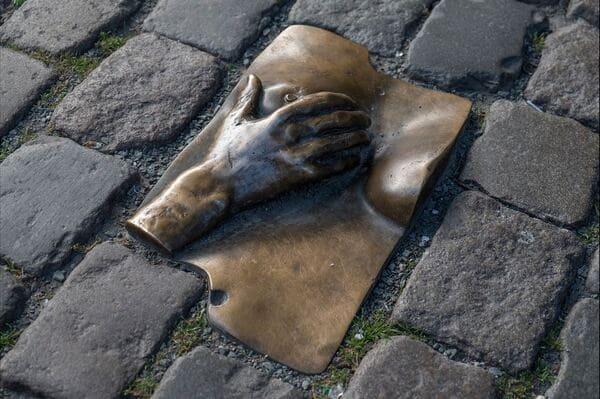 Sculpture à Amsterdam