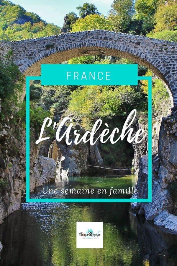 Que visiter en Ardèche avec des enfants