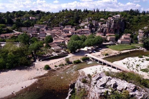 Village à visiter en Ardèche