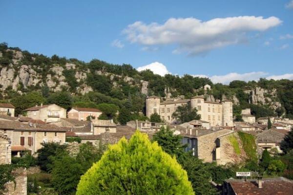 Visite de Vogue en Ardèche