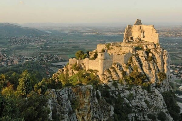 chateau en Ardèche