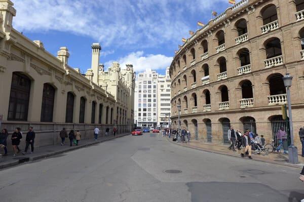 place del toro Valence