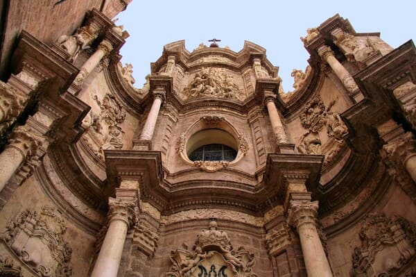 architecture gothique cathédrale