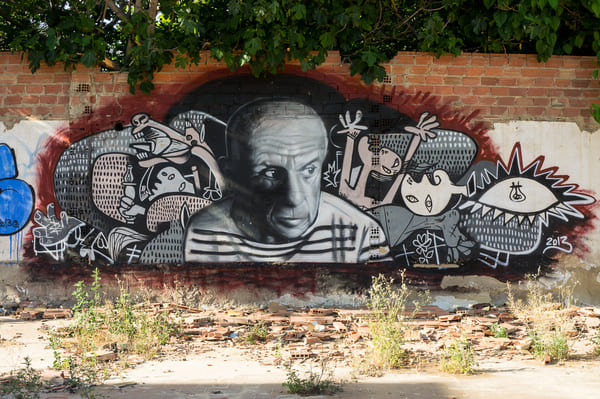 Où voir du street Art à Valencia ?