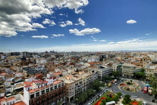 Visite clocher cathédrale de Valencia