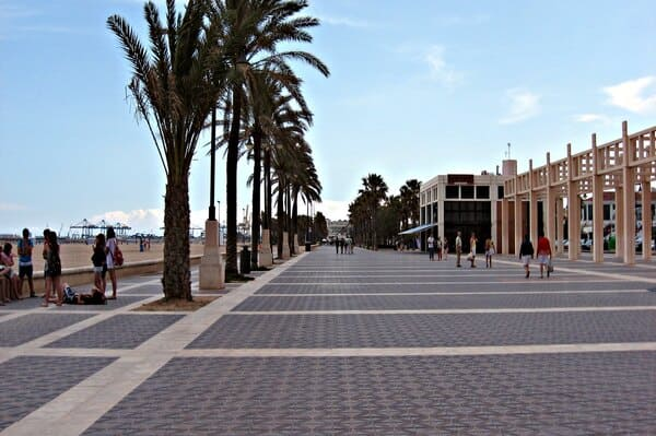 Où se baigner à Valencia?